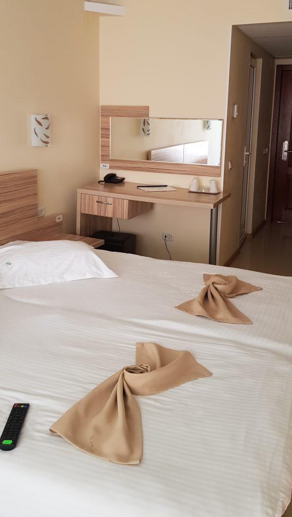 Camera Hotel Fortuna